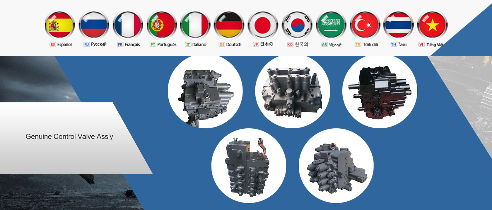 China best Excavator Fuel Filter on sales